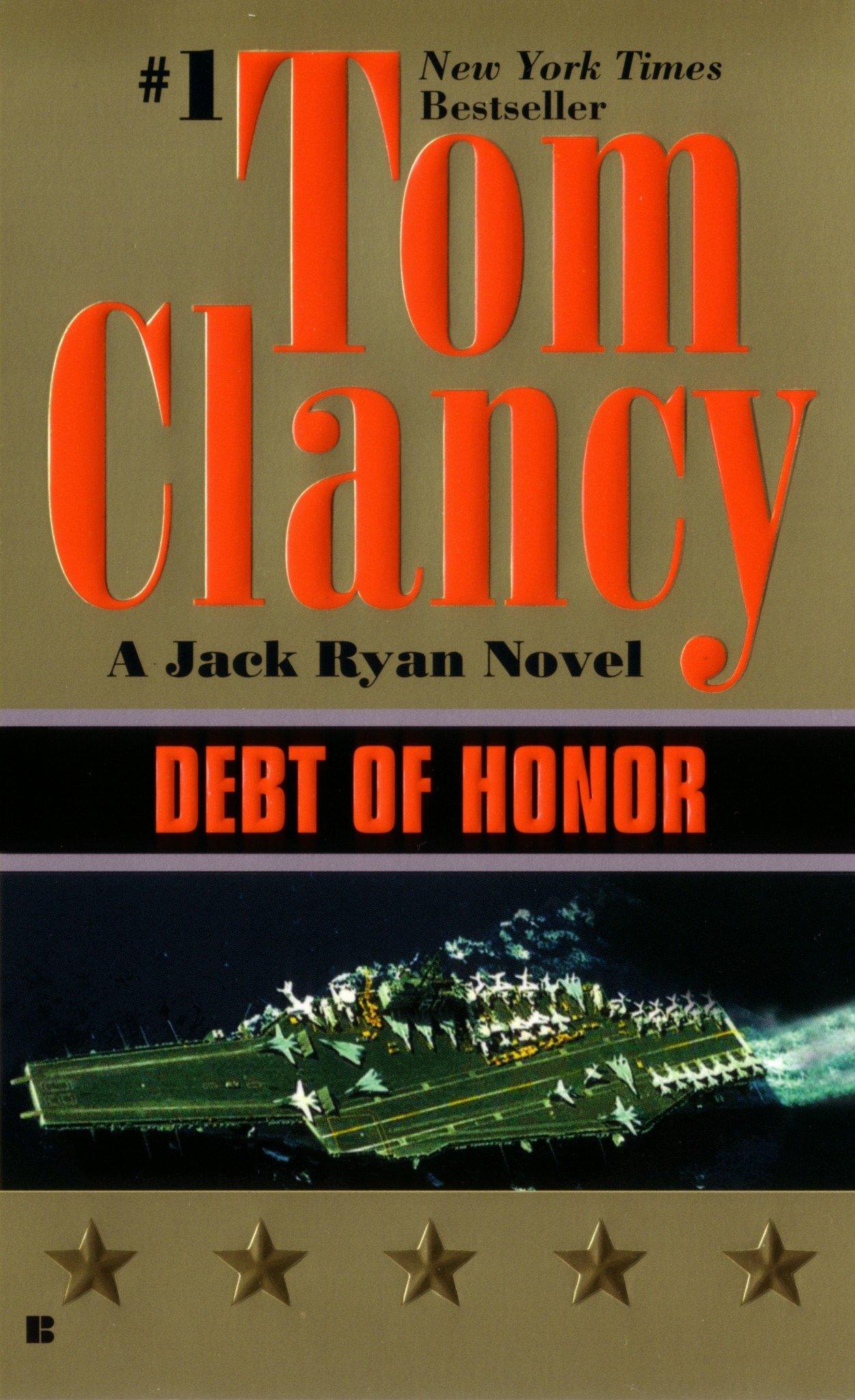 Debt of Honor (A Jack Ryan Novel, Band 6)