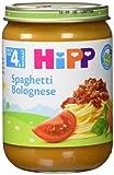 Hipp Spaghetti Bolognese, 6er Pack (6 x 190 g)