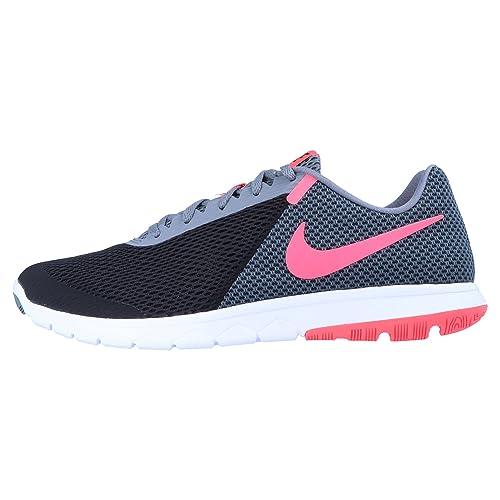 sports shoes 99a97 dd9bd Nike Performance Wmns Nike Flex Experience RN 6 Donna Scarpe Sportive  Running Nero  Amazon.it  Scarpe e borse