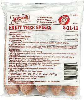 product image for Jobe's 02012 Fruit & Citrus Fertilizer Spikes, 5 Bag, Red