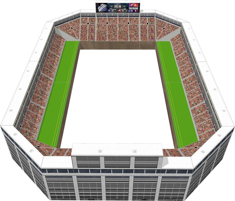 Tudor Games エレクトリックフットボールスタジアムキットコンポーネント B07GW1H7S9