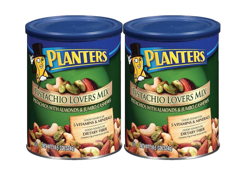 Planters Pistachio Lovers Mix Net Wt 18.5 Oz (Pack - 2)