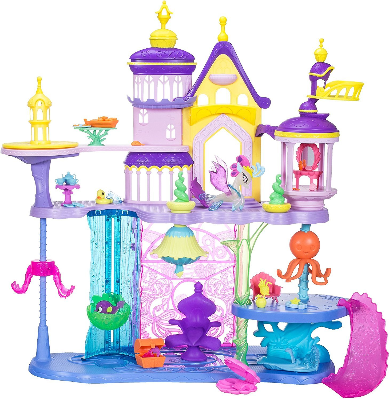 My Little Pony Canterlot and Seaquestria Castle Playset Hasbro C1057EU40
