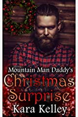 Mountain Man Daddy's Christmas Surprise Kindle Edition