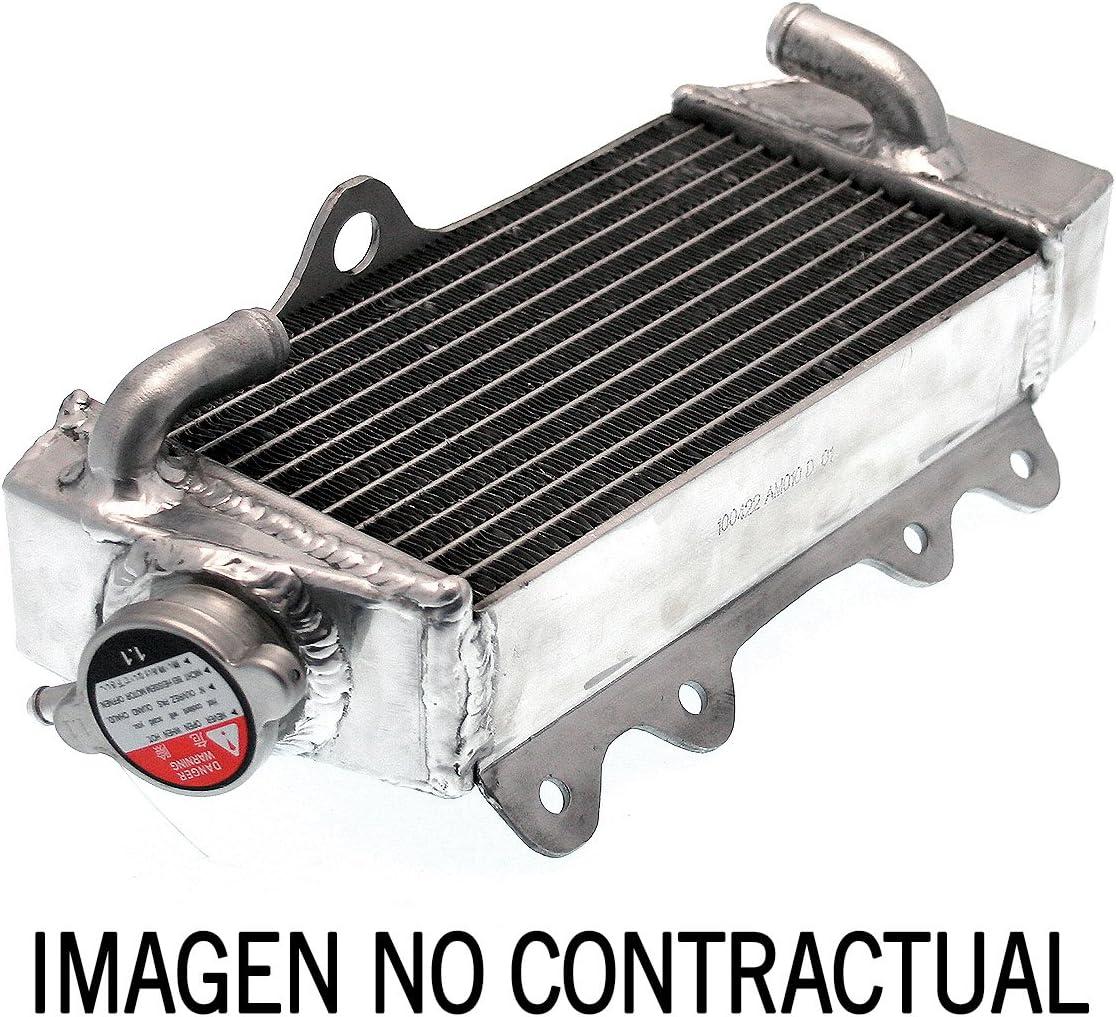 TECNIUM - 45851 : Radiador De Aluminio Soldado Sobredimensionado Lado Derecho