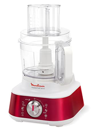 Moulinex FP659 MasterChef 8000 Food Processor with Accessories ...