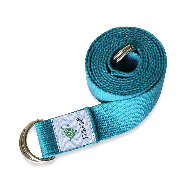 Correa cinturón de Yoga y Yoga Mat llevar Sling en uno ...
