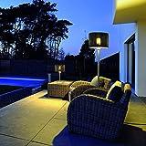 SLV Lighting 231395U Adegan Manila Sl Outdoor Floor