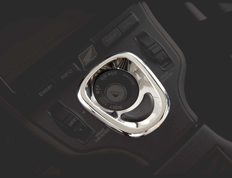 Chrome CB Controller Cover for Honda Goldwing GL1800 Show Chrome 52-780