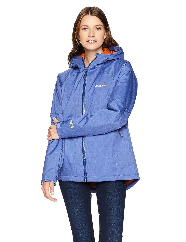 Eve Melange Columbia Top Pine™ Insulated Rain Jacket