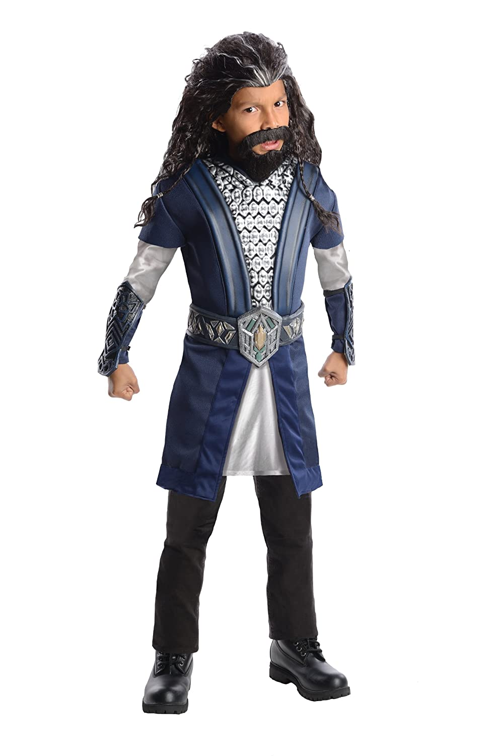 The Hobbit, Deluxe Thorin Oakenshield Costume Child Kids