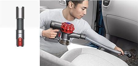 Dyson* V11 – Accesorio de Limpieza – Tubo Flexible (Extensible 20 – 65 cm) Original para Cables sin Cable (Ideal para enganchar Otros Accesorios como cepillos, boquillas, lanzas).: Amazon.es: Hogar