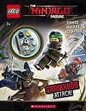 Garmadon Attack! (Lego The Ninjago Movie)