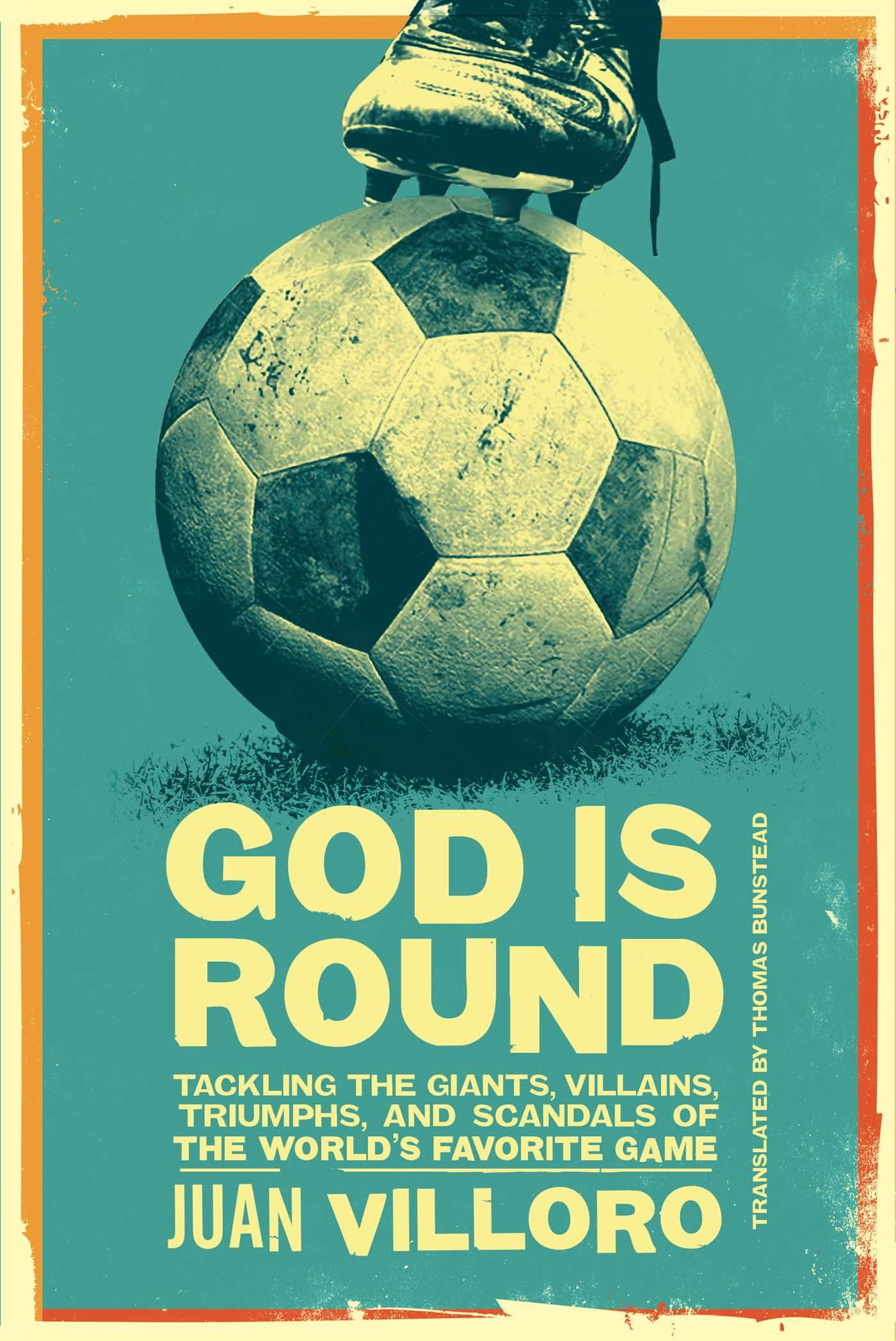 God Is Round: Amazon.es: Juan Villoro, Thomas Bunstead: Libros en idiomas extranjeros