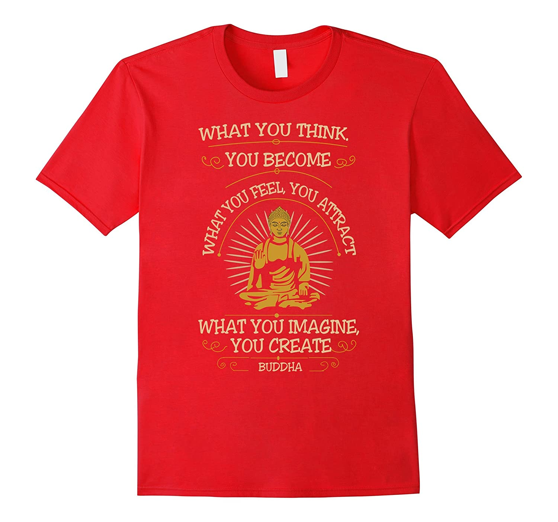 What you think you become Yoga Buddha-Vaci