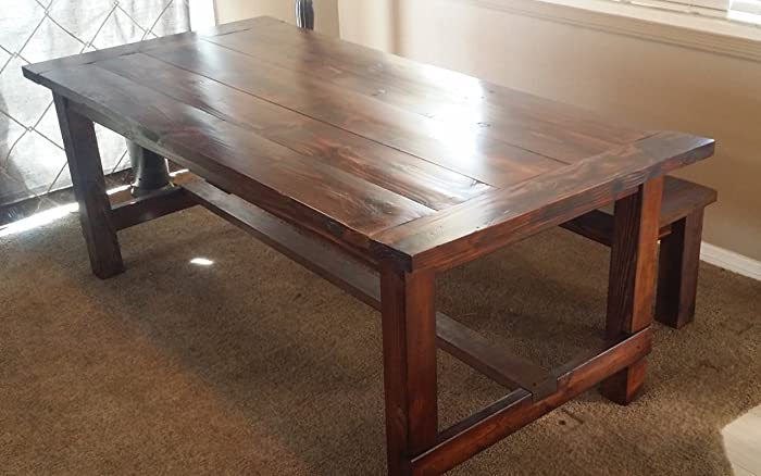 Simple Farmhouse Table