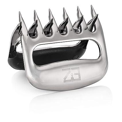 Amazon.com: EZ Shredding Garras Acero Inoxidable Oso Garra ...