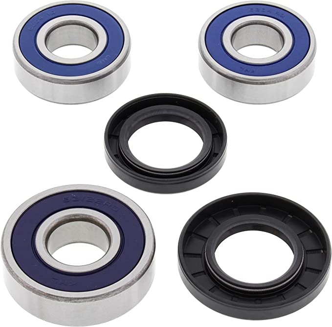 Manufacturer Part Number: 25-1191-AD Stock Photo Actual parts may vary. WHEEL BEARING KIT REAR Manufacturer: ALL BALLS