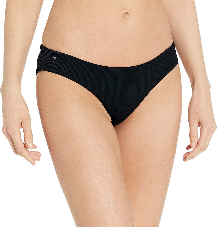 Maaji Womens Sublime Reversible Signature Cut Bikini Bottom Swimsuit