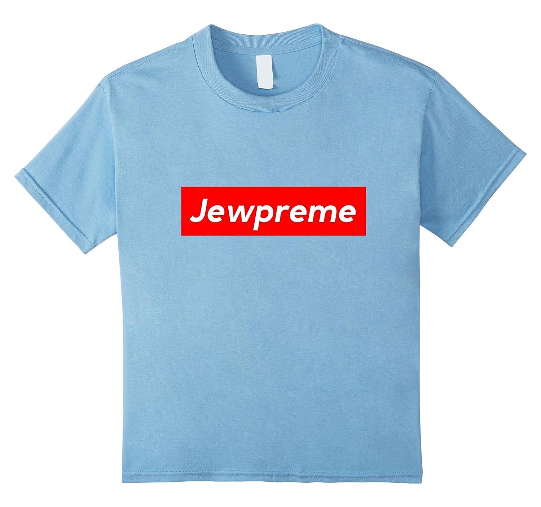 Jewpreme T Shirt Funny Jewish Tees-Veotee