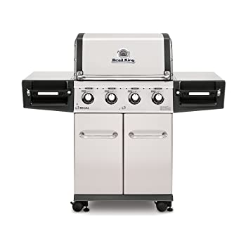 BROIL KING 4-Burner 695sq. in Natural Gas Grill