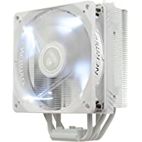 Enermax ETS-T40 Fit Outstanding Cooling Performance CPU Cooler 200W Intel/AMD 120mm Dual CLUSTER Fans included, LED Fan…