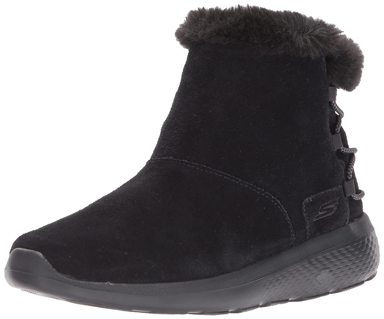 Skechers Damen On-The-go City 2 Stiefel Schwarz (schwarz)