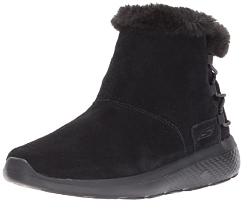 Skechers On-The-go City 2, Botas para Mujer, Negro (Black