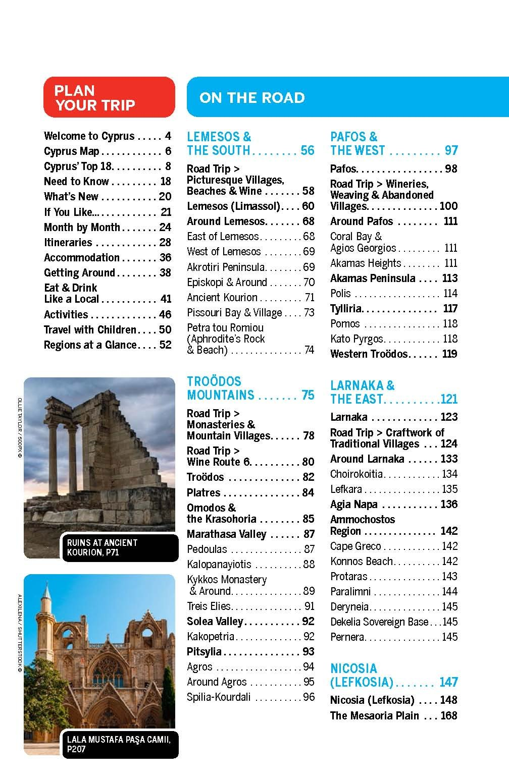18fd6403e6117 Lonely Planet Cyprus (Travel Guide): Amazon.co.uk: Lonely Planet, Jessica  Lee, Joe Bindloss, Josephine Quintero: 9781786573490: Books