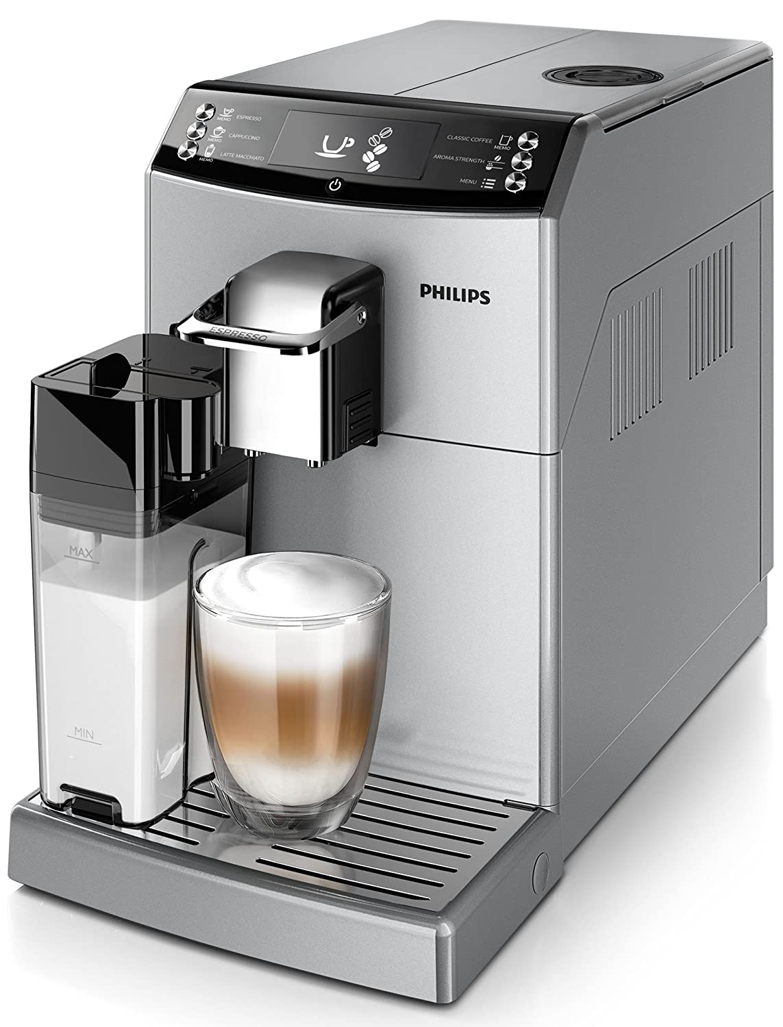 Philips 4000 series EP4050/10 - Cafetera (1,8 L, 7,2 g): Amazon.es ...