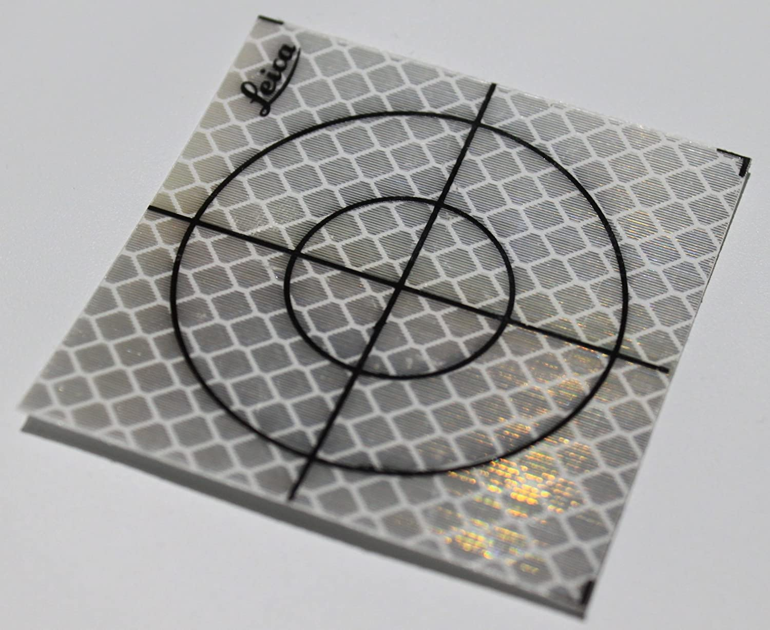 30X30mm Reflective Tape Survey Targets 20 Pack