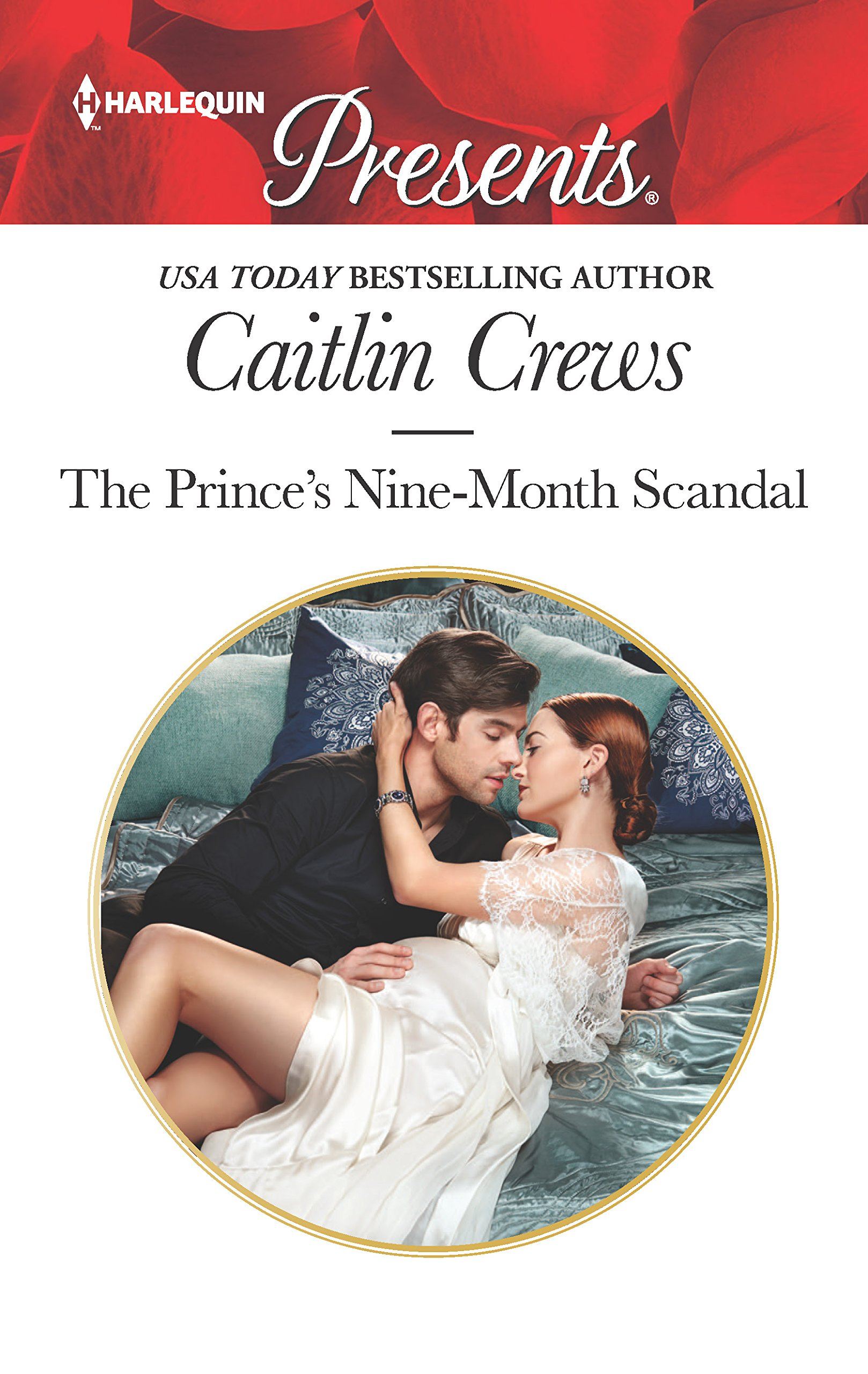 The Prince's Nine-Month Scandal: A passionate story of scandal, pregnancy and romance (Scandalous Royal Brides) ebook