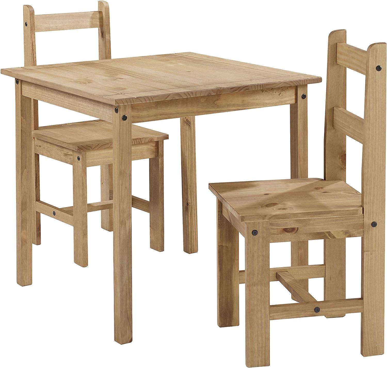 Corona Furniture Corona Rio Dining Table /& 2 Chairs