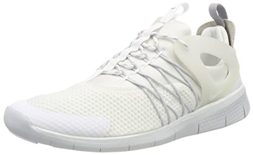 b598ebf4fe210 Nike Women's - Free Viritous - White Wolf Grey Pure platinum - 3.5 UK