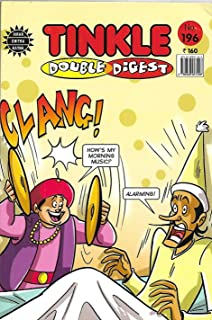 Buy Tinkle Digest No  252 Book Online at Low Prices in India