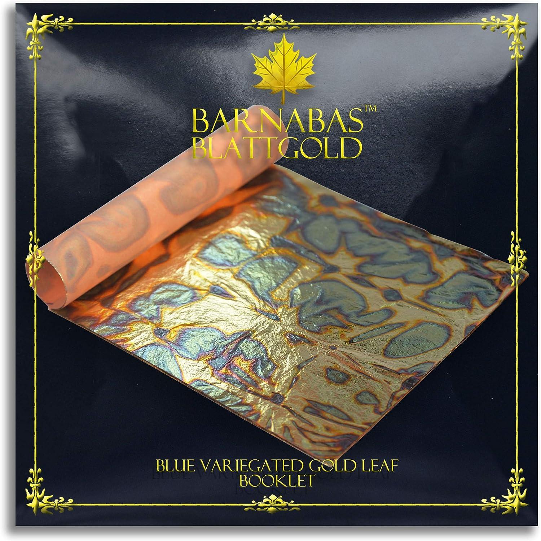Crafts Card Model Scrapbook Gilding Framing Nails 5 x Copper Leaf Sheets Art