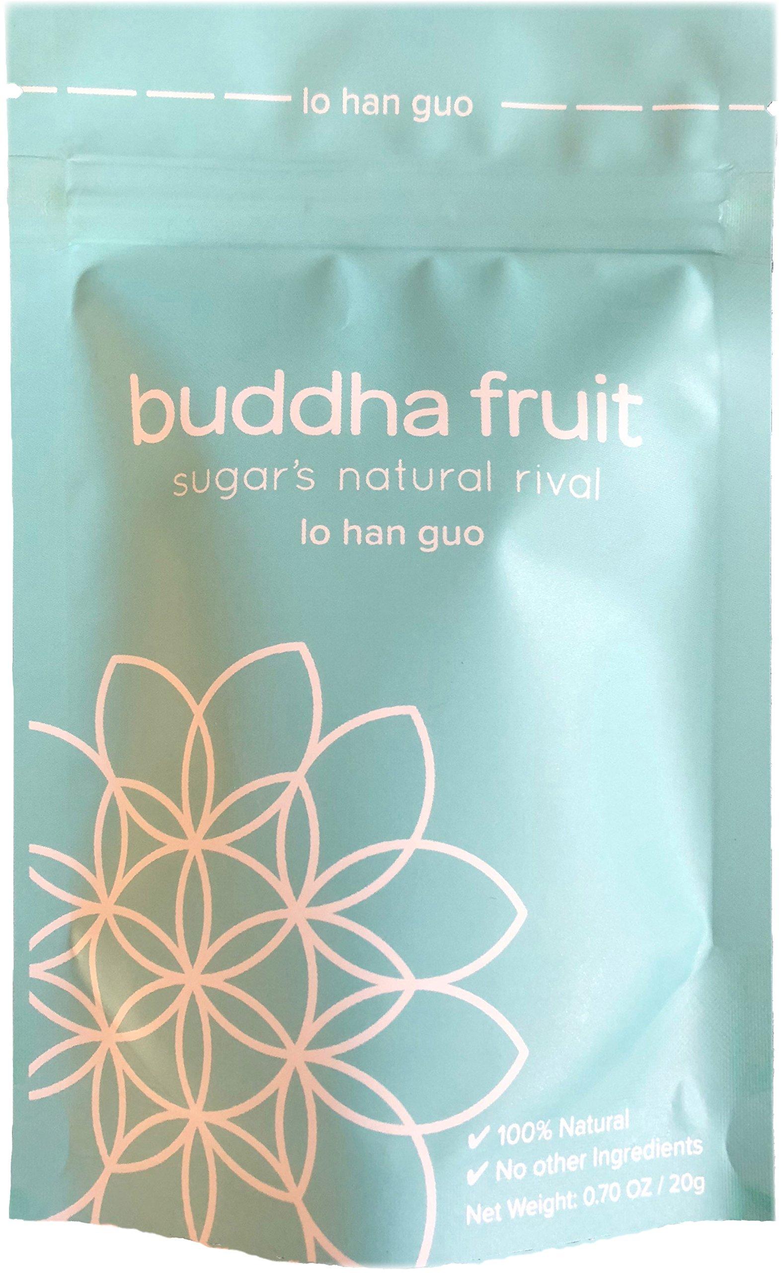 Buddha Fruit - Lo Han Guo - Monk Fruit Extract - 20g - Natural Sugar alternative