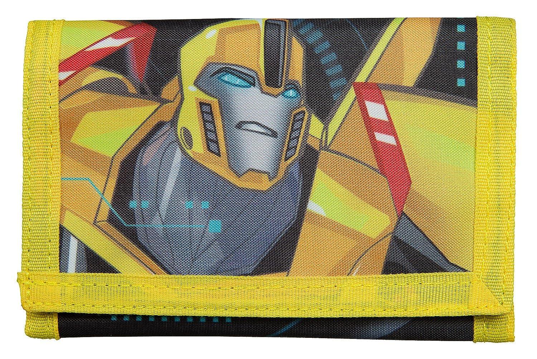 Undercover TFUV7010 Geldbörse, Transformers, ca. 8 x 13 x 2 cm