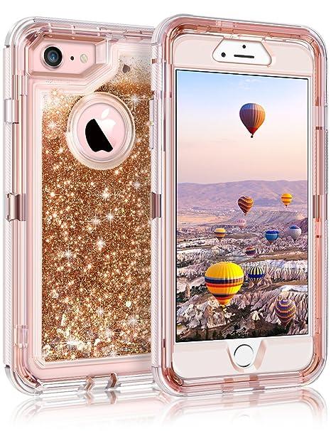 Coolden Carcasa para iPhone 6S (resistente a los golpes, con ...