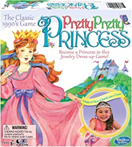 Winning Moves Games Pretty Princess Board Game
