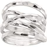 Silpada 'Wrapped Up' Sterling Silver Ring