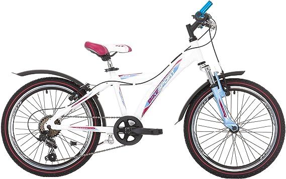 Bikesport Fly Bicicleta para niños, Tamaño de Rueda: 20 Ruedas Shimano 6 Cambios: Amazon.es: Deportes y aire libre