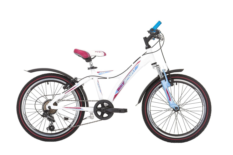 Bikesport Fly Bicicleta para niños, Tamaño de Rueda: 20 Ruedas ...