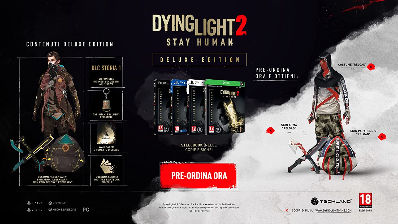 DYING LIGHT 2 PREZZO OFFERTE DELUXE EDITION