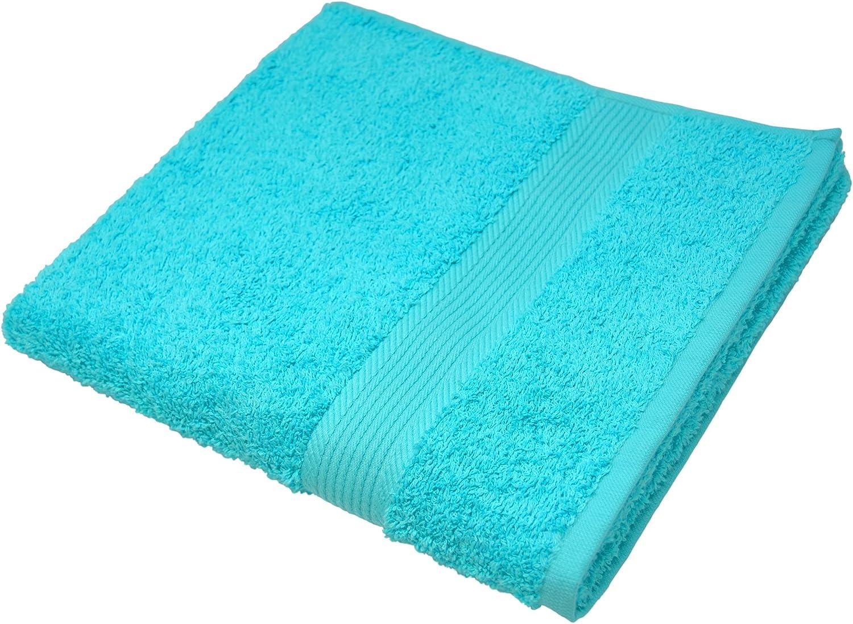 Doppelpack Seift/ücher 30x30 cm BlueC Premier Line Lashuma Handtuch Set Wei/ß White Quadratische Frotteet/ücher