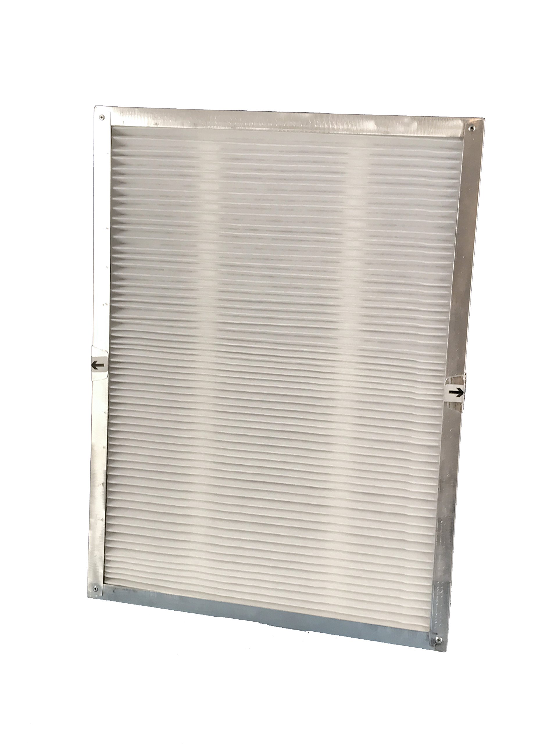 21x23x1 Accumulair Refillable Allergen Air & Furnace Filter with Reusable/Washable Frame