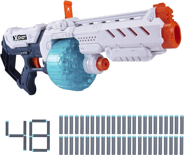 X-Shot - Pistola con munición Turbo Fire Excel (46561)