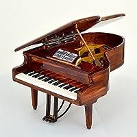 Wooden Miniature Piano Replica