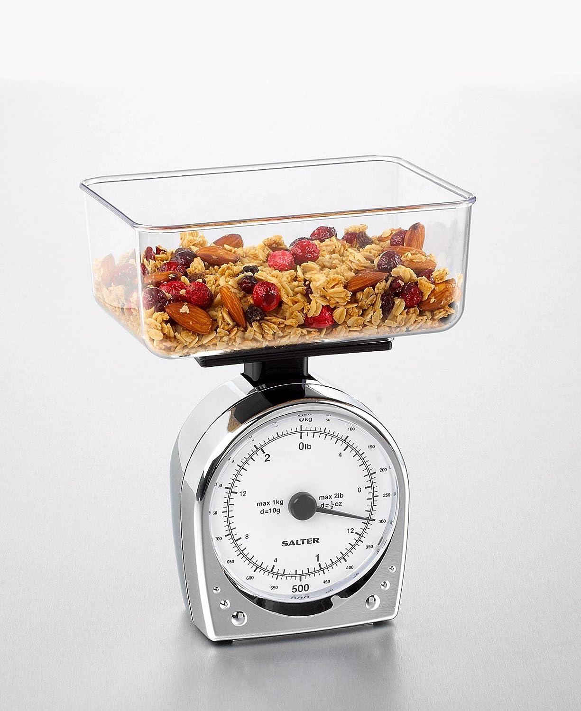Salter Chrome Diet Scale 051CRDR