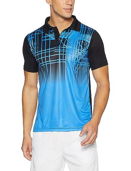 457d7a269 Buy Vector X VTD-200-B-XL Polyester Men's T-Shirt, XL (Blue) Online ...